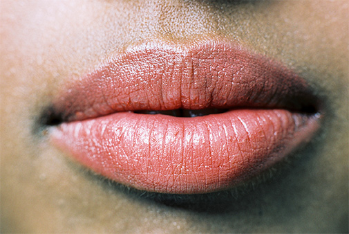 natural womens lips